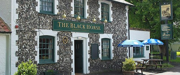 The Black Horse Melbourn